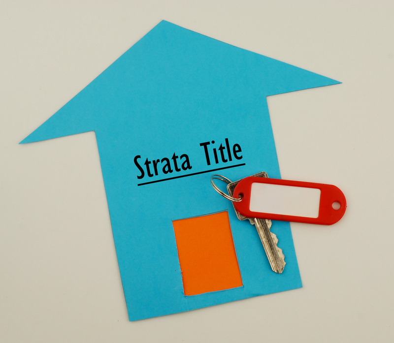 changes strata legislation