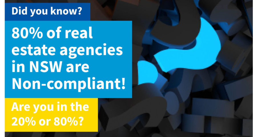 Property Agency Compliance Check